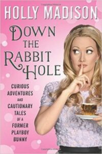 Ex-Playboy Bunny's Book Tops Best Seller List