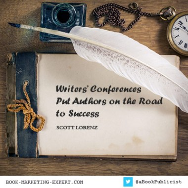 Terrific List of Writers' Conferences