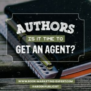 Time to Get a Literary Agent