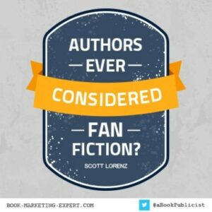 Authors: Check Out These 27 Fan Fiction Sites