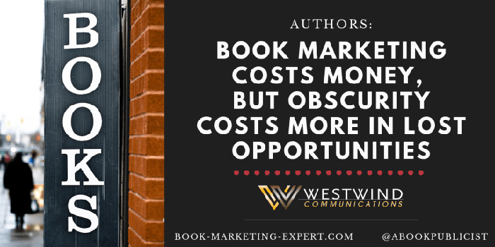 Book Publicity Who Needs It?