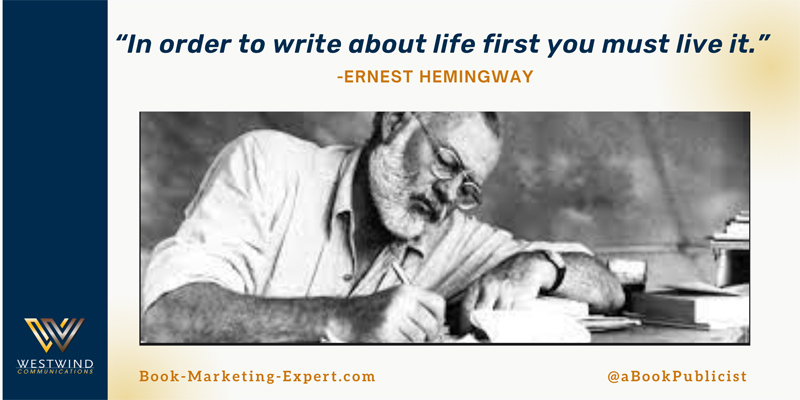 Inspirational Author Quotes About Writing - 11