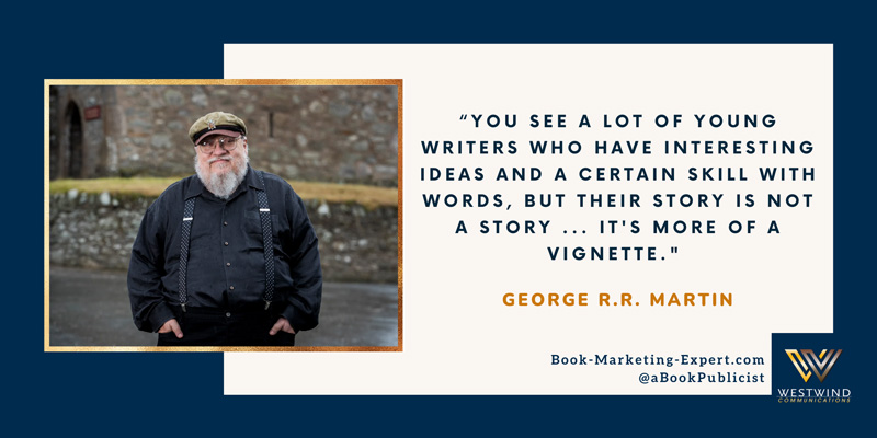 Inspirational Author Quotes About Writing - 5
