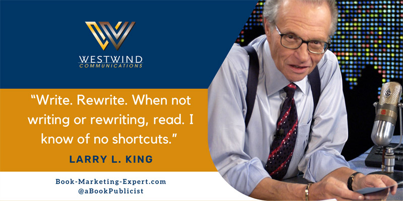 Inspirational Author Quotes About Writing - 9